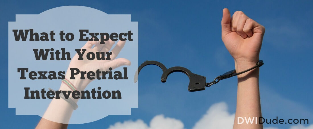 Offered a spot in the Texas pretrial intervention program? Start here to know what you can expect.